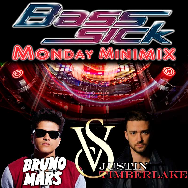 Bruno Mars VS Justin Timberlake DJ Mix