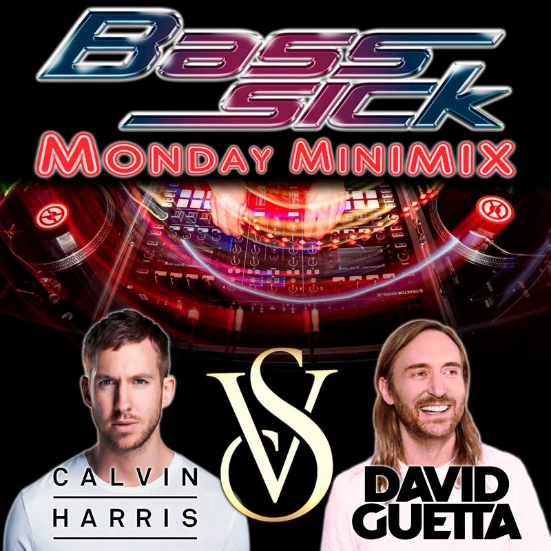 Calvin Harris VS David Guetta DJ Mix