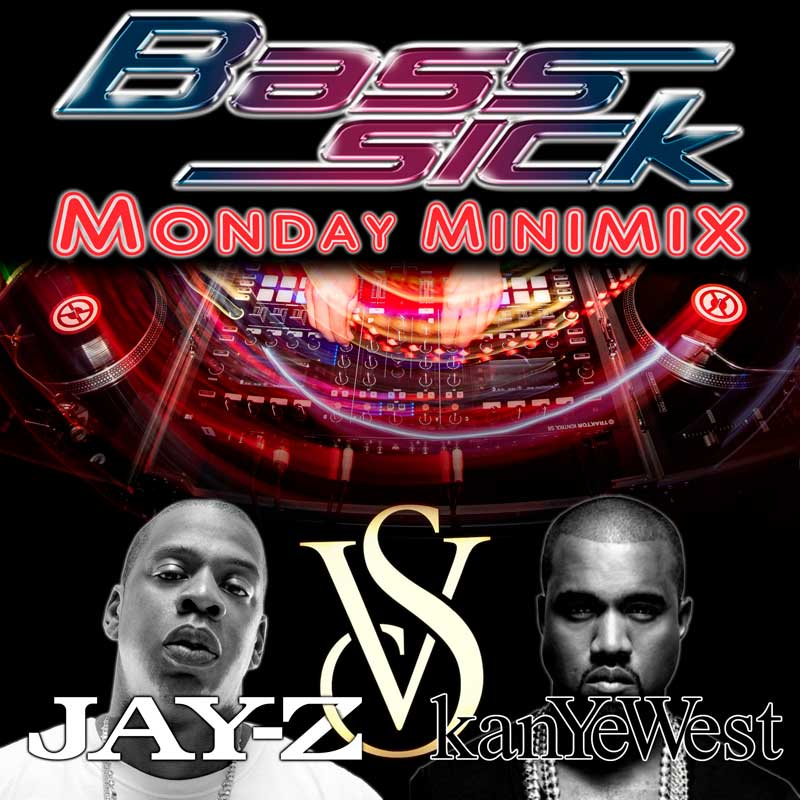 Jay-Z VS Kanye West DJ Mix